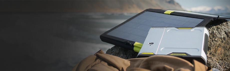 Portable Solar Panels & Portable Solar Solutions